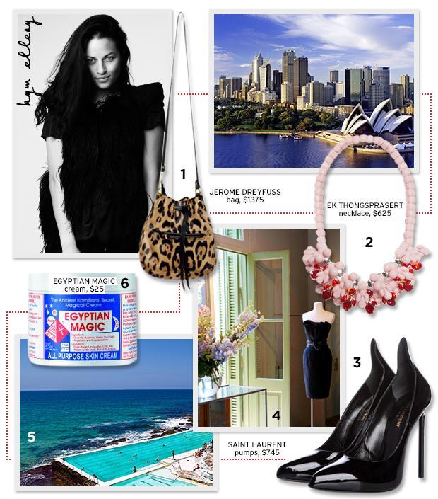Designer Kym Ellery Talks About Her Favorite Sydney Spots