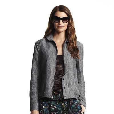 Derek Lam for DesigNation Chambray Jacket