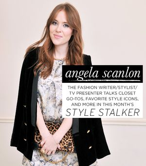 Why Angela Scanlon Is Our Newest Girl Crush