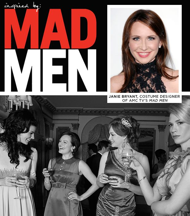 Get The Retro Style Of Mad Men's Leading Ladies