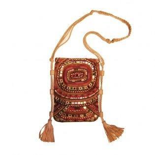 Antik Batik  Mirror Corail Bag