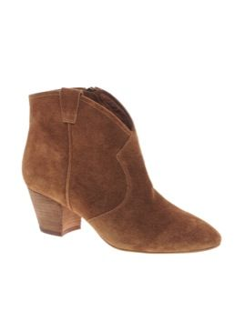 Ash  Jalouse Spiral Camel Western Boots