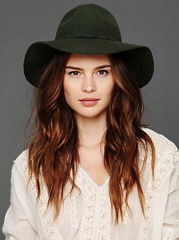 Free People Clipperton Fedora