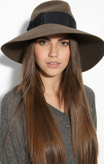 Eric Javits Rabbit Hair Felt Hat