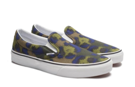 Kenzo x Vans Classic Slip-Ons