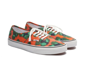 Kenzo x Vans Authentic Sneakers