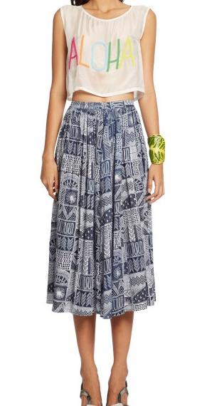 Mara Hoffman Gypsy Skirt