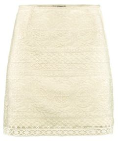 H&M  H&M Embroidered Skirt