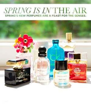 Spring's Full of Delicious New Scents