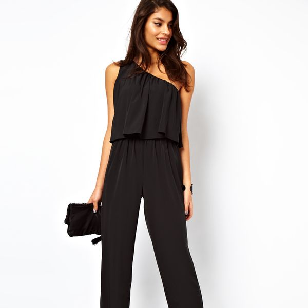 ASOS Jumpsuit with One Shoulder