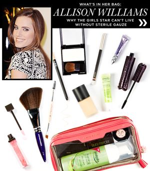 Allison Williams' Go-To Products