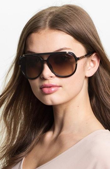 MICHAEL Michael Kors  Jemma Aviator Sunglasses