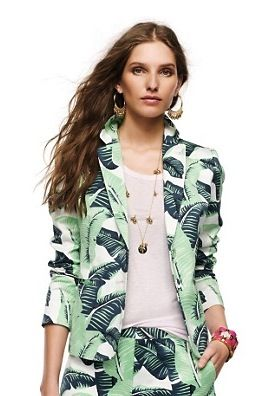 Juicy Couture  Palmetto Jacket