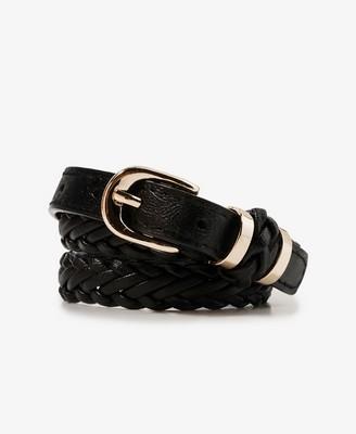 Forever 21 Woven Waist Belt