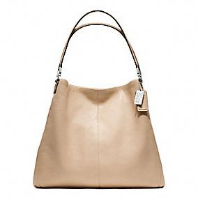 Coach  Madison Leather Bag
