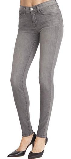 J Brand  Mid-Rise Skinny Leg