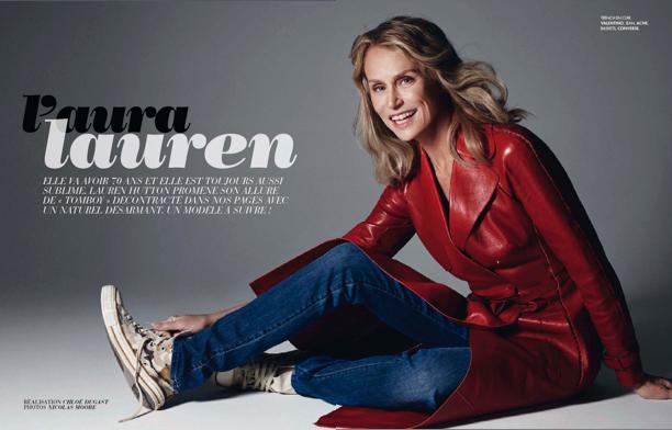 L'Aura Lauren | ELLE France