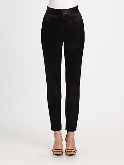Theyskens' Theory Pevette Evening Pants