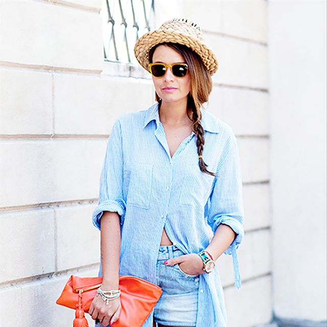 11 Outfits To Top Off With A Summery Hat