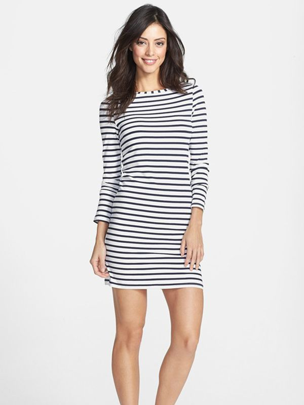 Mott 50 Hvar Stripe Dress