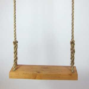 deKor Light Wood Swing