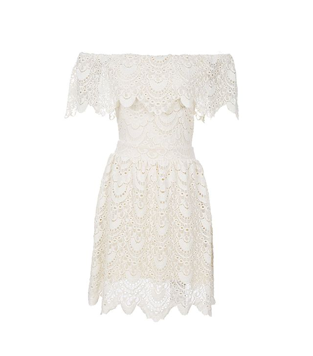 Nightcap Exclusive Lace Riviera Dress