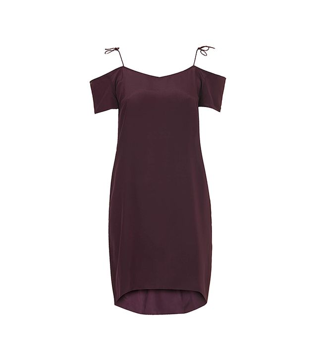 Topshop Rouleau Strap Dress by Boutique