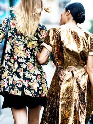 The Amazing Perks Of Having A Stylish BFF