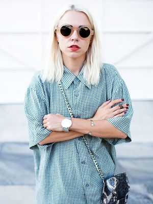 3 Ways to Wear a Shirtdress Without Looking Like a Shacker