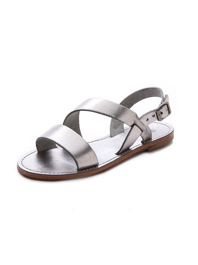 Madewell Slingback Sightseer Sandals