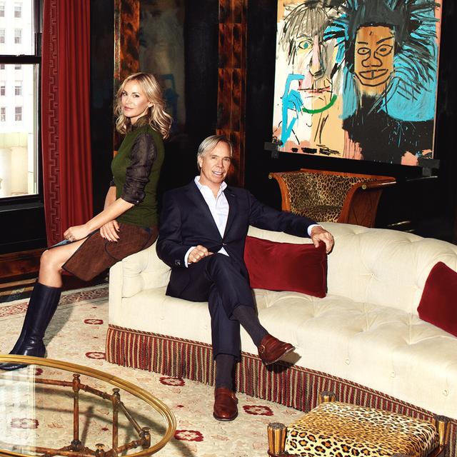 Tour Tommy Hilfiger's $80 Million Plaza Hotel Penthouse