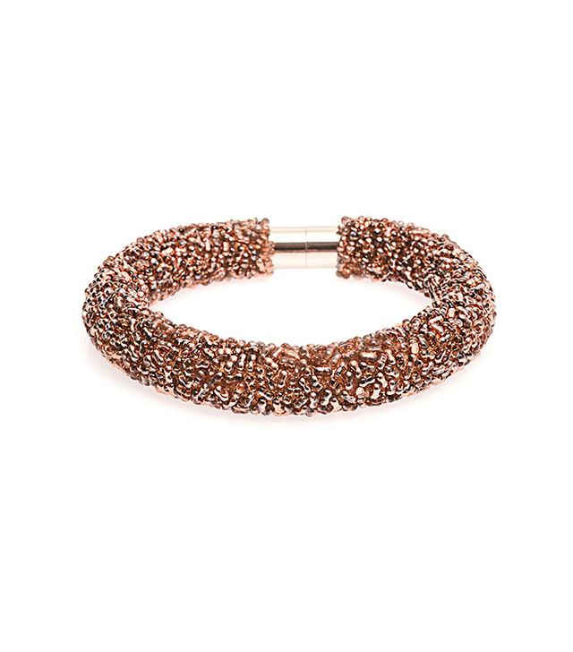 Balenciaga Raindrop Bead-Embellished Choker ($