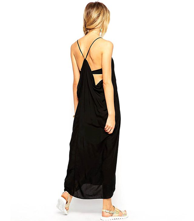 ASOS Drape Side Beach Dress