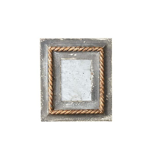 Anthropologie Sea-Weathered Mirror