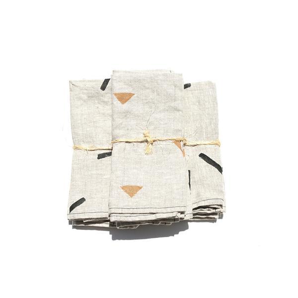 Caroline Z Hurley Linen Napkin Set