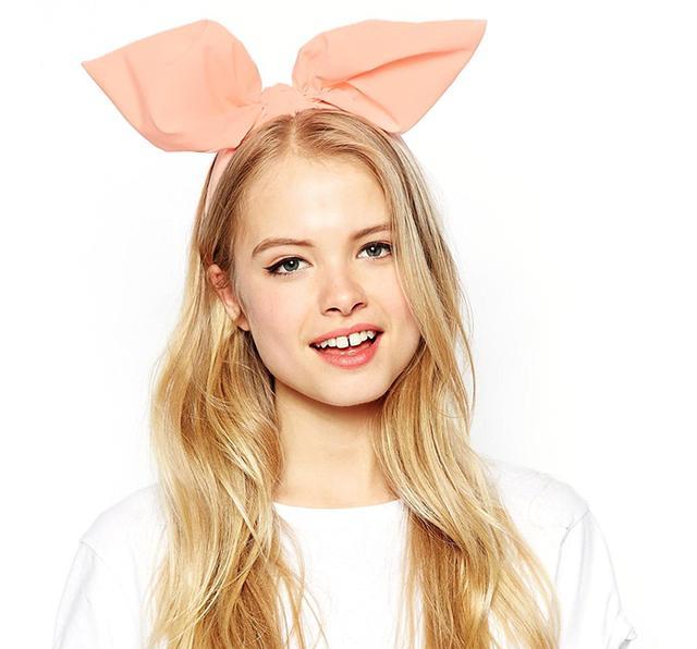 ASOS Super Soft Bunny Headband
