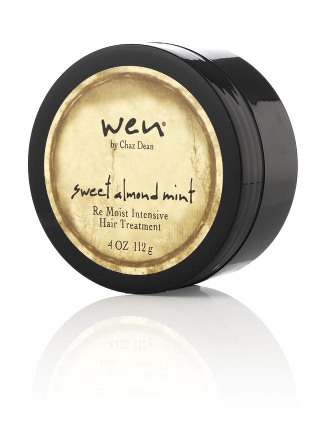 WEN by Chaz Dean Sweet Almond Mint Re Moist Intensive Hair Treatment
