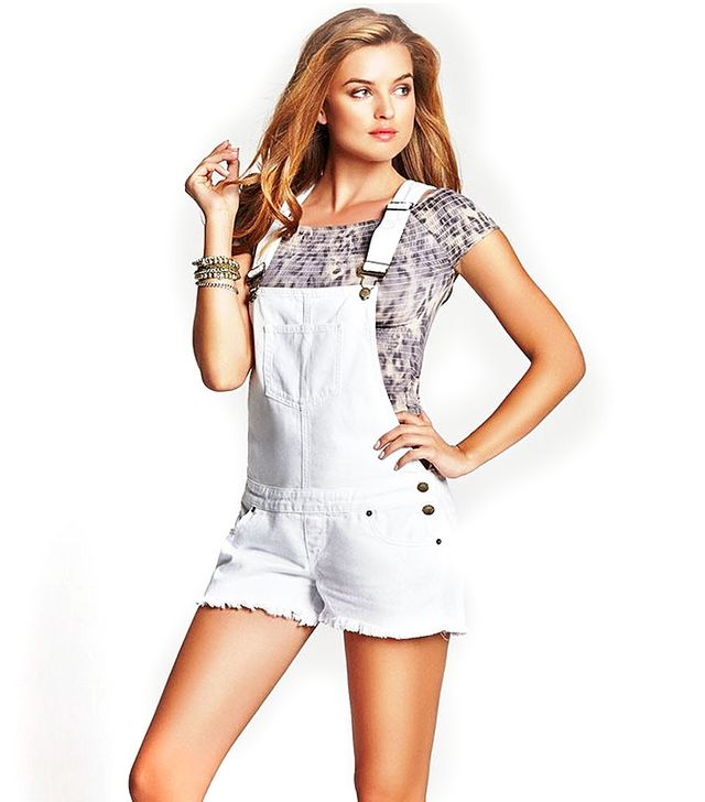 Guess Paulette Denim Shortalls
