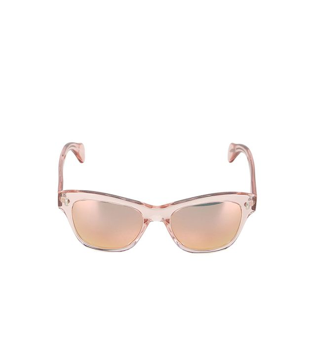 Oliver Peoples Sofee Clear Acetate Sunglasses