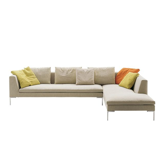 B & B Italia Charles Sectional Sofa