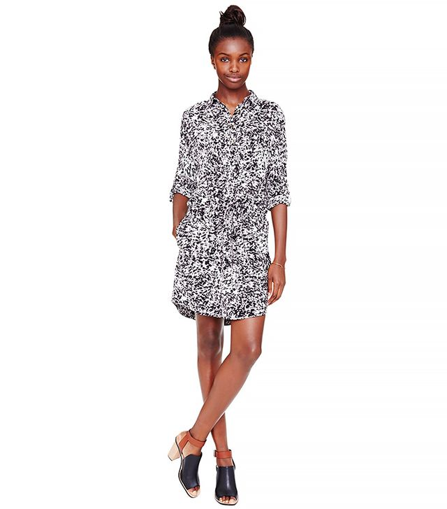 Club Monaco Nealy Shirt Dress