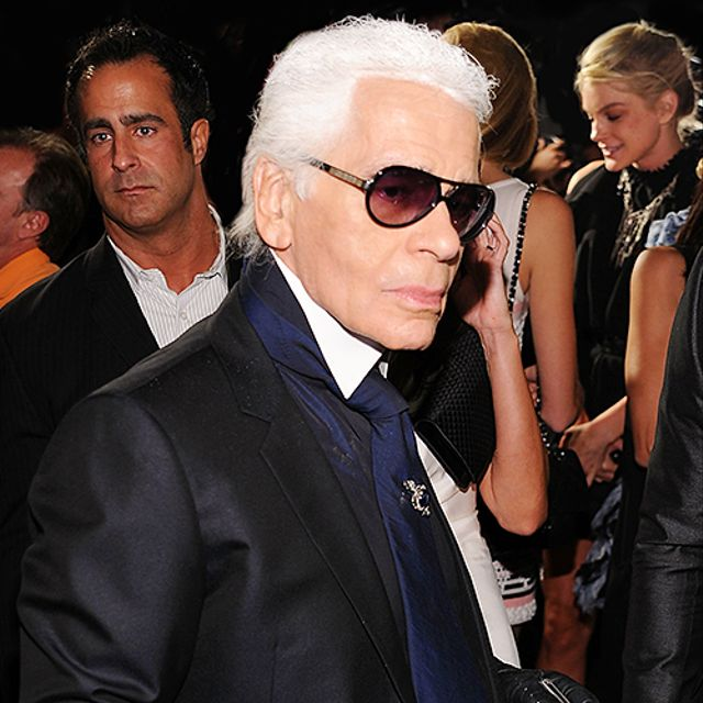 The One Dress Every Woman Should Own, According To Karl Lagerfeld