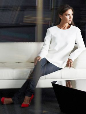 How You Can Shop Victoria Beckham's Closet