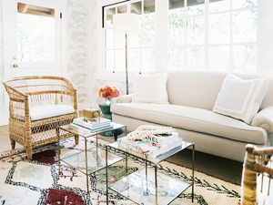 9 Ways to Introduce Color Into a Neutral Space