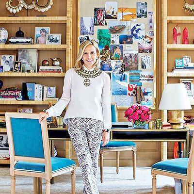 Peek into Tory Burch's Fabulous New York Office