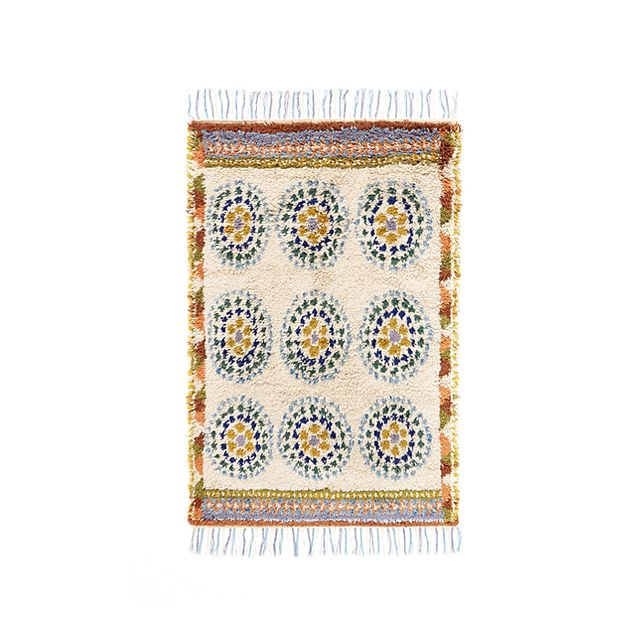 Anthropologie Hand-Knotted Umberto Rug