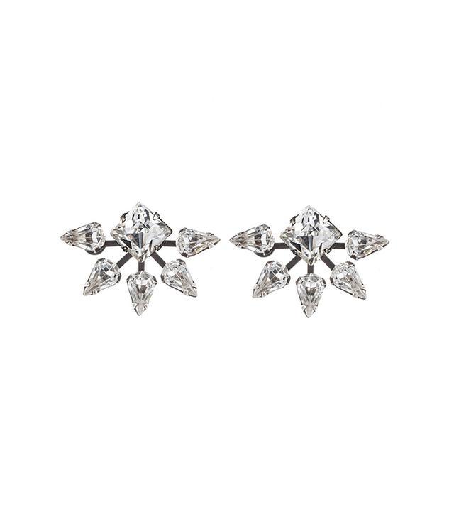 Dannijo Fleur Earrings