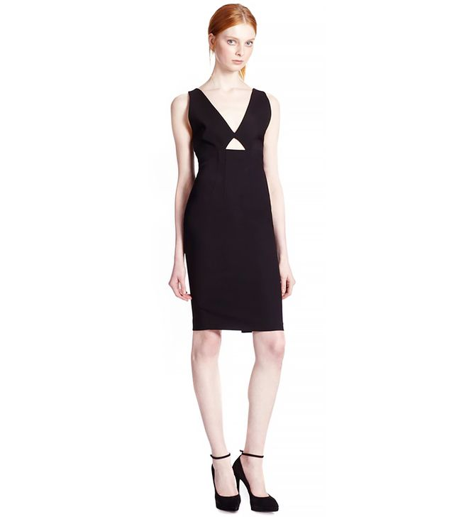 Alice + Olivia Yve Cutout Sheath Dress