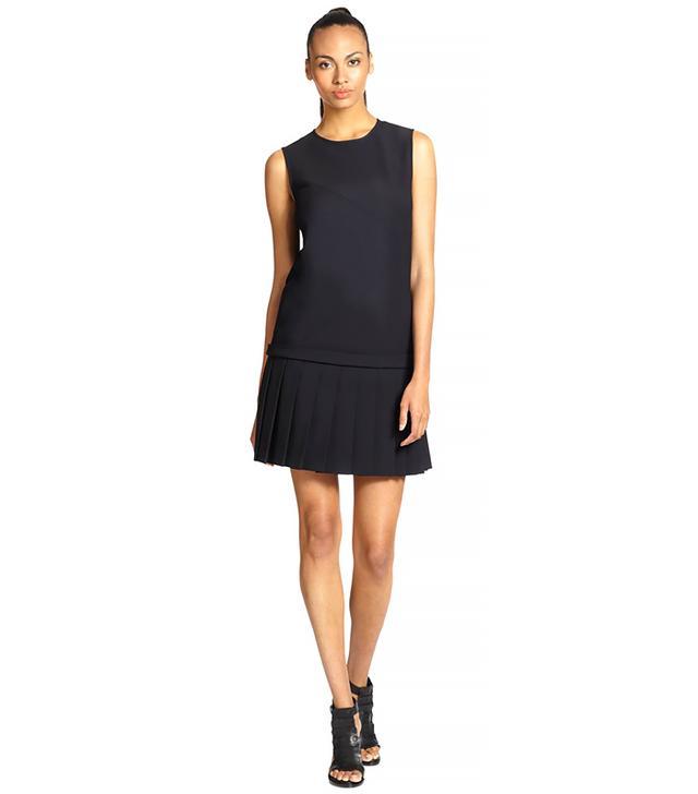 DKNY Drop-Waist Dress