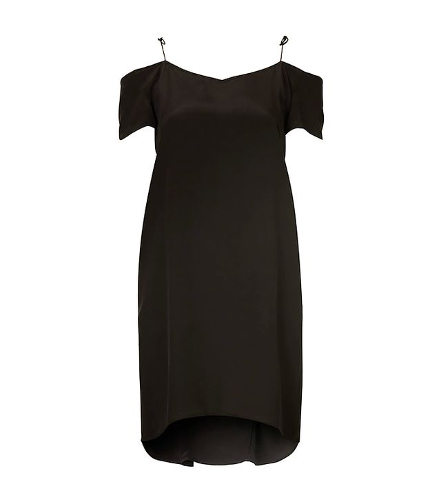 Topshop Rouleau Strap Dress